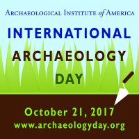 International Archaeology Day 2017