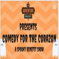 Comedy for The Corazon: A Spooky Benefit Show