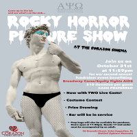 Rocky Horror Picture Show at The Corazon