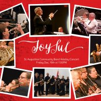 Saint Augustine Community Band Holiday Concert