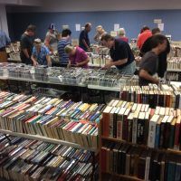 Winter Book Sale at Main Library