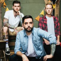 A Day To Remember with guests Papa Roach, Falling In Reverse and The Devil Wears Prada
