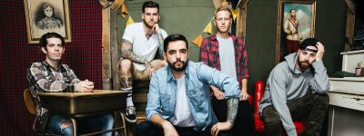A Day To Remember with guests Papa Roach, Falling ...
