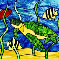 Marlene Zullig, Stained Glass Artist, is Featured Artist at P.A.St.A.