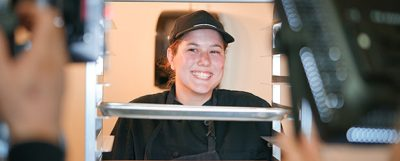 Pastry Chef Natalie Plant