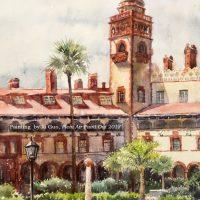 St. Augustine Plein Air Paint Out (2nd Annual)