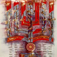 Artistry of the  Saint John's Bible–Lecture