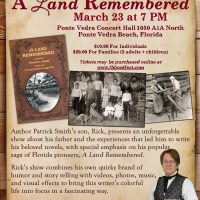 Patrick Smith's Florida IS A Land Remembered