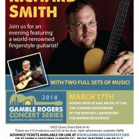 Gamble Rogers Concert Series with Richard Smith