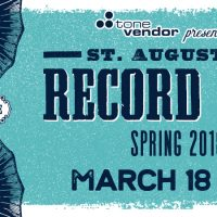 ToneVendor presents the Spring 2018 St. Augustine Record Fair