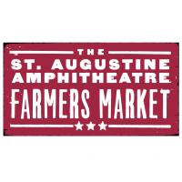 The St. Augustine Amphitheatre Farmers Market