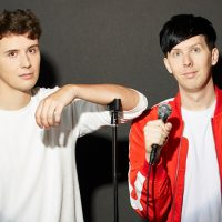 "Dan & Phil ""Interactive Introverts"" World Tour 2018"