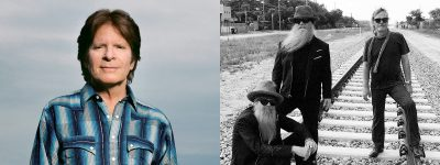 """John Fogerty and ZZ Top """"Blues and Bayous Tour"""""""