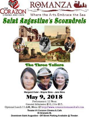Saint Augustine's Scoundrels