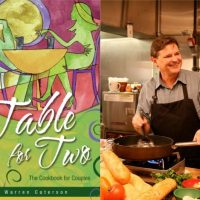 Brown Bag Lunch Program: Cooking for Two at Home With Chef Warren