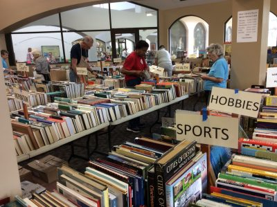 Friends Merry Month of May Book Sale