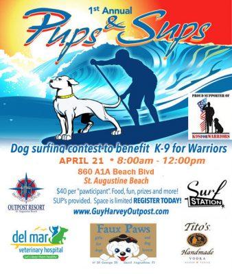 Pups and Sups