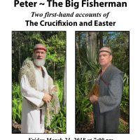 Easter / Lenten Special Judas and Peter!