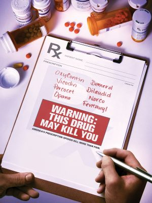 """Opioid Crises; """"Warning: This Drug May Kill You"""" D..."""
