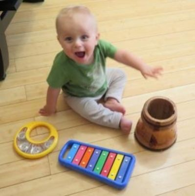 Music Time for Infants