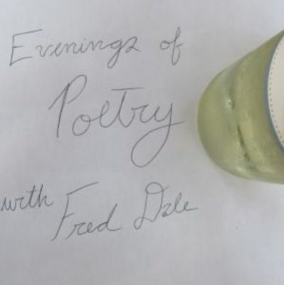 Evenings of Poetry with Fred Dale