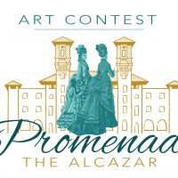 """Promenade the Alcazar"" Art Contest"
