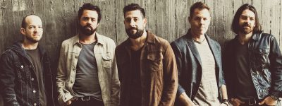 "Old Dominion ""Happy Endings World Tour"""