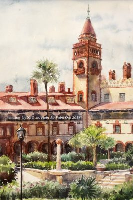 Where Art Meets History - a Plein Air Exhibit