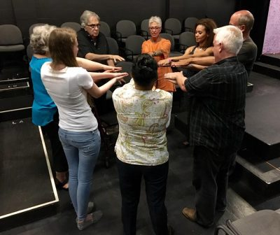Level 1: Improv Basics - a 6-week class for grown-...