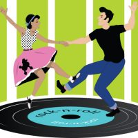"""APEX Theatre Studio presents """"Shake, Rattle and Roll: A 50's Style Bash"""""""