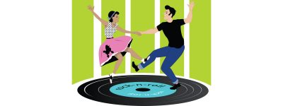 "APEX Theatre Studio presents ""Shake, Rattle and Roll: A 50's Style Bash"""