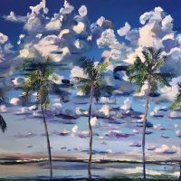 Sea Spirit Gallery features Peter Carolin for First Friday Art Walk