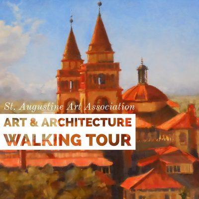 Art & Architecture Walking Tour
