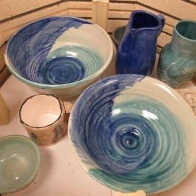 Beginning/Intermediate Ceramics with Cal Cook