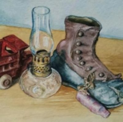 Still Life Watercolor with Cynthia Pierson
