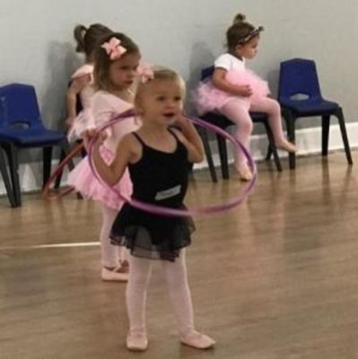 Rhyme Time Ballet (Age 2)