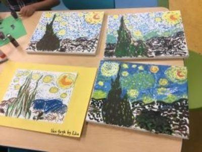 Art Studio (Grades K - 5)