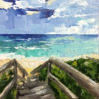 July Artists of the Month Village Arts Framing Gallery Ponte Vedra Beach