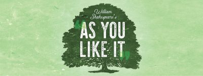 """William Shakespeare's """"As You Like It"""" presented b..."""