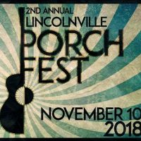 The Lincolnville Porch Festival
