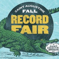 Fall 2018 St. Augustine Record Fair presented by ToneVendor Records