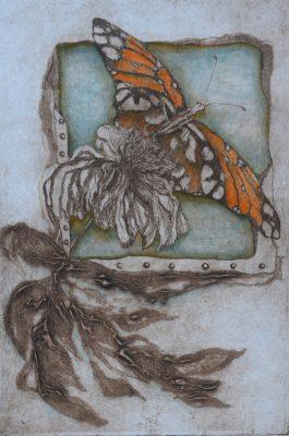 Printmaker Debra Mixon Holliday