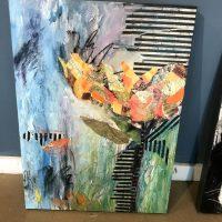 Babz Lupoli, Mixed Media Artist, Featured Artist at P.A.St.A. Art Gallery