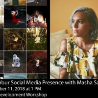 Grow Your Social Media Presence with Masha Sardari