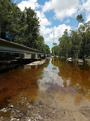Opening of the St. Johns River-to-Sea Loop through...