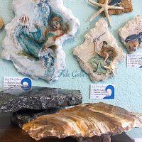 Granite Artists Greg & Adriana Lulkoski featured at High Tide Gallery's Artwalk