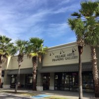 Village Arts Framing and Gallery Ponte Vedra Beach September Artists of the Month