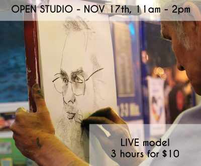 Figure Open Studio