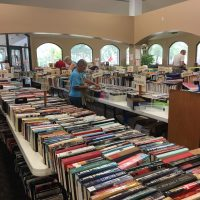 Friends Holiday Book Sale