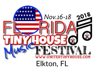 Florida Tiny House Music Festival (3rd Annual)
